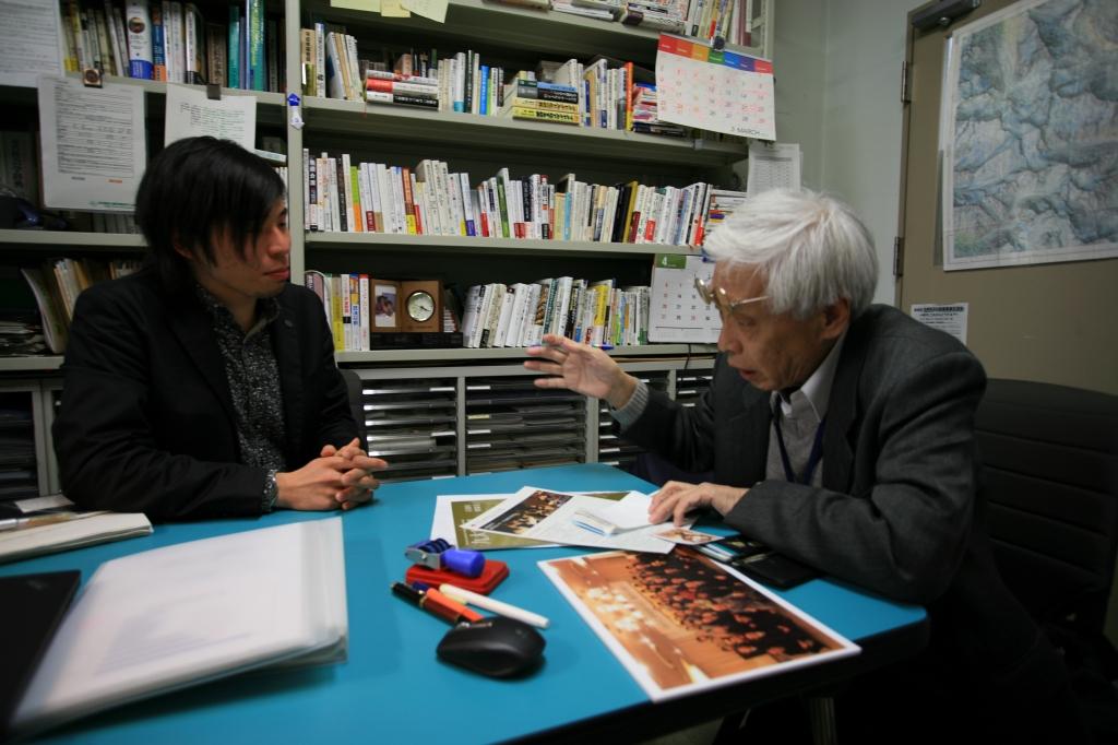 川上三太郎さん (1)