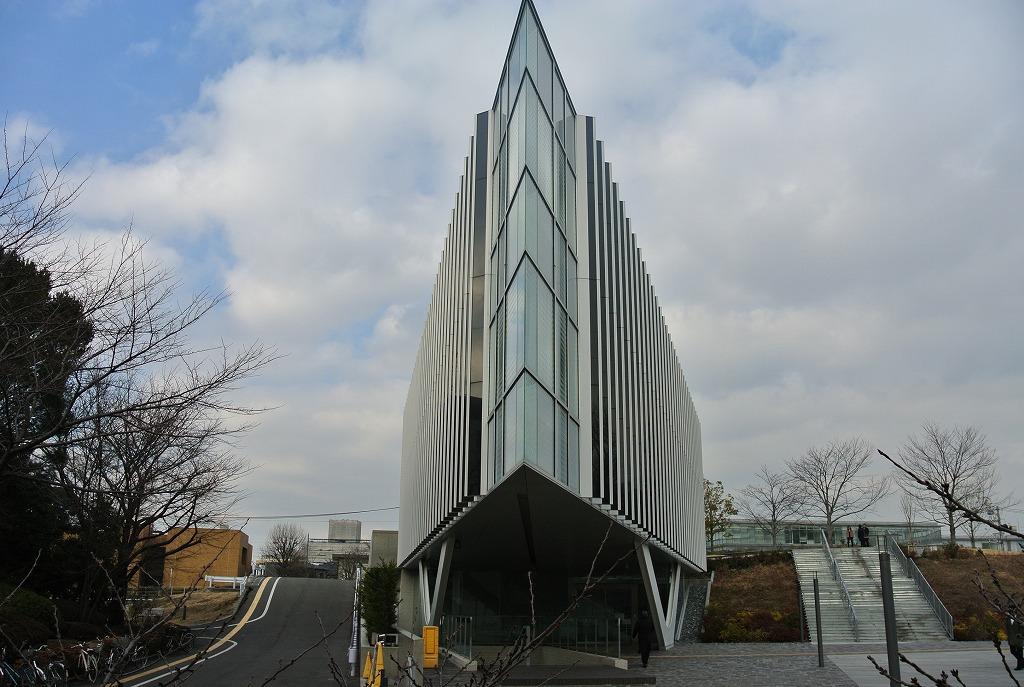 東京工業大学の図書館