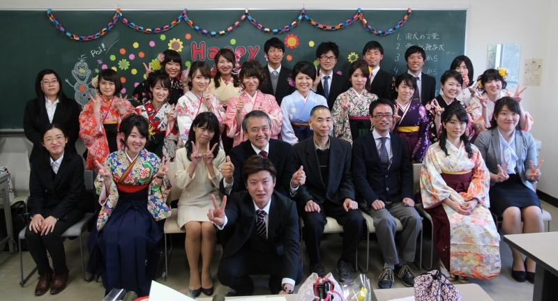 卒業式 2015