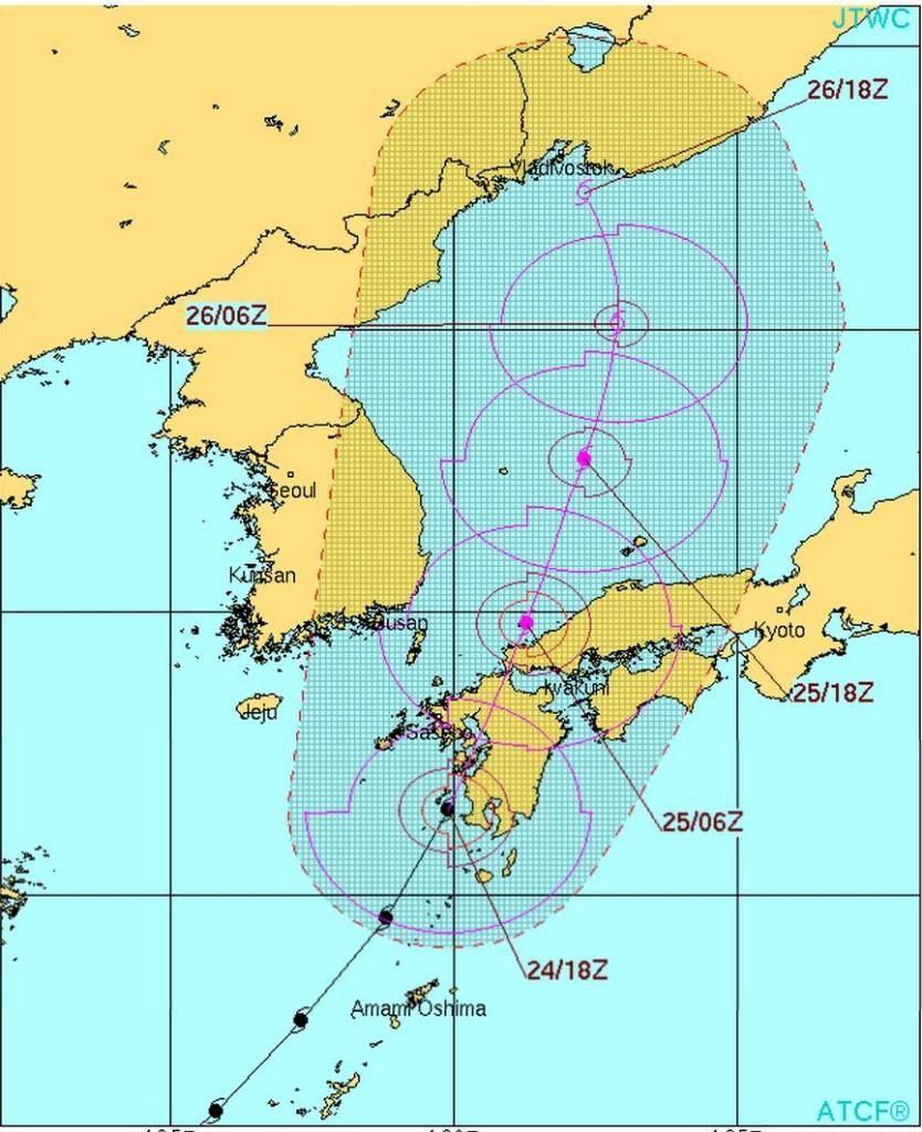台風15号直撃2